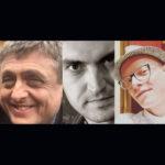 Scott Johnston / Dumitru Acriș / Petar Miloshevski